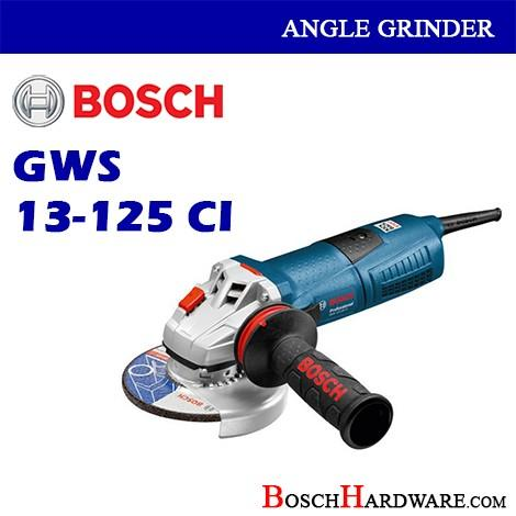 Угловая шлифовальная машина GWS 17-125 CI