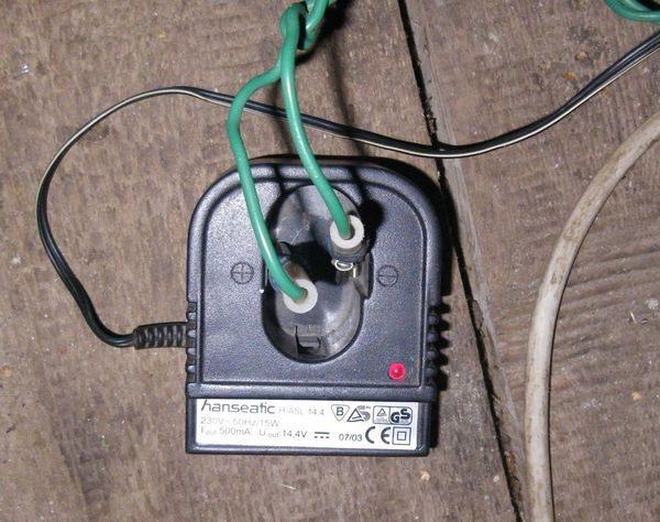 можно ли зарядить аккумулятор шуруповерта автомобильной зарядкой
